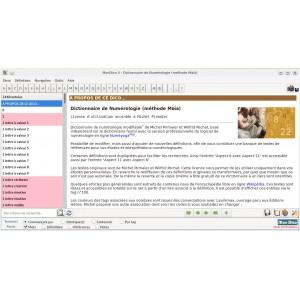 Dictionnaire numérique de numérologie (méthode Maïa)