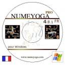 Mise à jour de votre précédente version professionnelle vers Numéyoga PRO 4.8